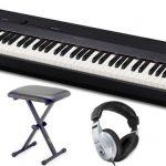 Casio digital piano is amazingly compact