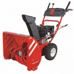 Troy Bilt is one of the most affordable two-stage snowblowers
