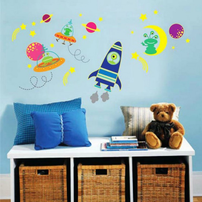 Children wall stickers