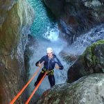 Canyoning in Bovec – one of our top canyoning secrets