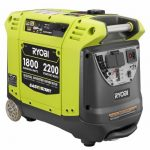 Ryobi has practical, light and convenient design and structure