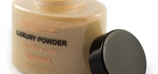 Makeup Revolution products: Luxury Banana Powder